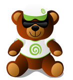 Teddy DT, Teddy Bear, Toy, Peluche, Mascotte Stock Image