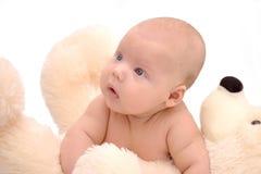 teddy dziecka Zdjęcie Stock