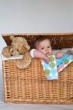 teddy dziecka Zdjęcie Royalty Free
