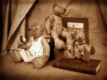 Teddybär 6 stockfotografie