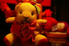 Teddybär 2 Stockbild