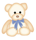 Teddybär 3 Lizenzfreies Stockfoto