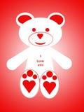 Teddybär. Lizenzfreie Stockfotografie