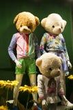 Teddybär 3 Lizenzfreie Stockfotografie