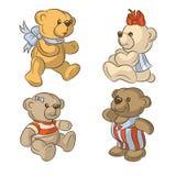 Teddybären vektor abbildung