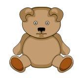 teddybear Στοκ εικόνα με δικαίωμα ελεύθερης χρήσης
