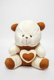 Teddybear - Heart Royalty Free Stock Photo