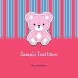 Teddybeer voor jongen Royalty-vrije Stock Foto