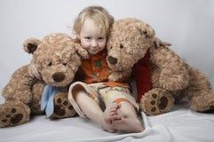 Teddyberen Royalty-vrije Stock Afbeelding