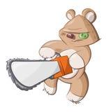 Teddy's revenge Stock Photos