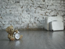 Teddytime Royalty Free Stock Photography