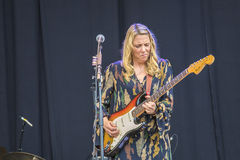 Tedeschi trucks band, usa, notodden blues festival Stock Photos