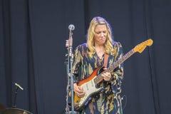 Tedeschi trucks band, usa, notodden blues festival Stock Photos