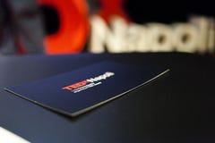 Tedx salon naples 2017 Royalty Free Stock Photos