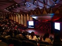 TEDx women program in Mumbai Stock Photography