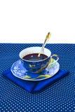 Tee auf einer Tabelle Lizenzfreie Stockbilder