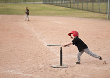 Tee Ball Stock Image