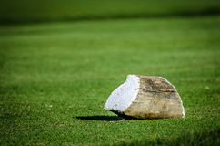 Tee Box Marker Stock Photography