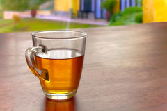 Tee-Bruch Stockbilder