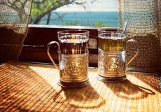 Tee in der Serie Lizenzfreie Stockbilder