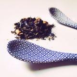 Tee für zwei Stockbild