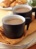 Tee Latte Lizenzfreie Stockfotografie