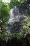 Tee Lor Jo / Rainbow Waterfall. A so-called Rainbow Waterfall in Tak province, Thailand Royalty Free Stock Photo
