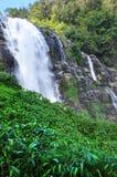 Tee-lor-su Waterfall Royalty Free Stock Photo
