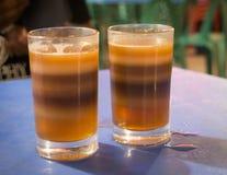 Tee mit sieben Schichten von sylhet, Bangladesch Lizenzfreie Stockfotografie