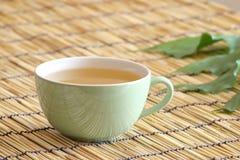 Tee am Morgen Stockfotos