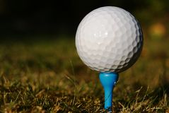 Tee off Stock Images