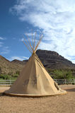 Tee Pee Stock Images