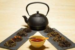 Tee-Raum Stockfoto