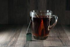 Tee, Schwarzes, klassisch stockfotos