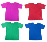 Tee shirts Stock Images