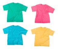 Tee shirts Royalty Free Stock Photos