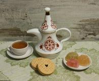 Tee-Trinken Lizenzfreie Stockbilder