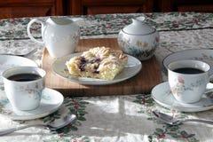 Tee und Dänische Lizenzfreie Stockbilder