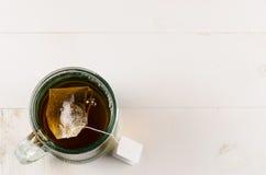 Tee von der Spitze Lizenzfreies Stockbild