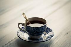 Tee-Zeit Lizenzfreies Stockfoto