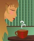 Tee-Zeit Stockbild
