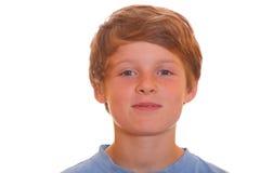 Teeange boy Stock Image