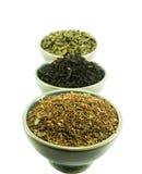 Teeansammlung Lizenzfreies Stockbild