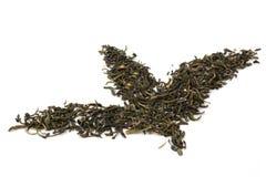 Teeblätter Lizenzfreie Stockfotos