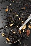 Teeblätter Lizenzfreies Stockbild