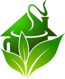 Teehaus lizenzfreie abbildung