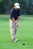 Teeing Up Royalty Free Stock Image