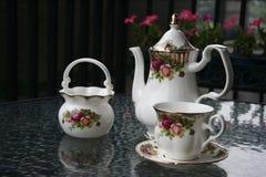 Teekanne Lizenzfreies Stockbild