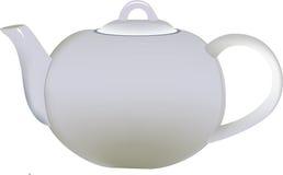 Teekanne für Flüssigkeiten Lizenzfreie Stockfotografie
