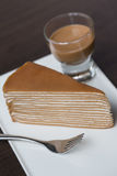 Teekuchen Lizenzfreies Stockbild